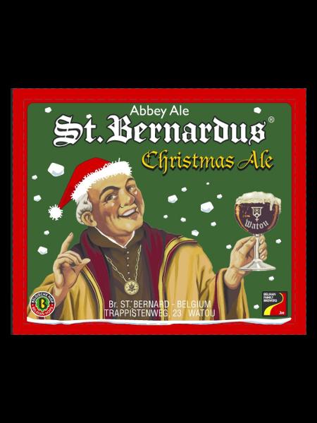 St Bernardus Christmas Ale » Specialty Beer